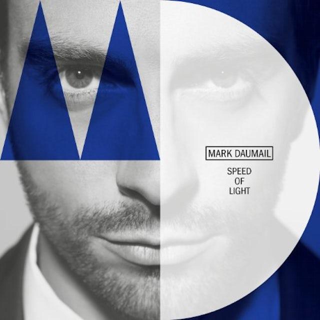 Mark Daumail SPEED OF LIGHT Vinyl Record