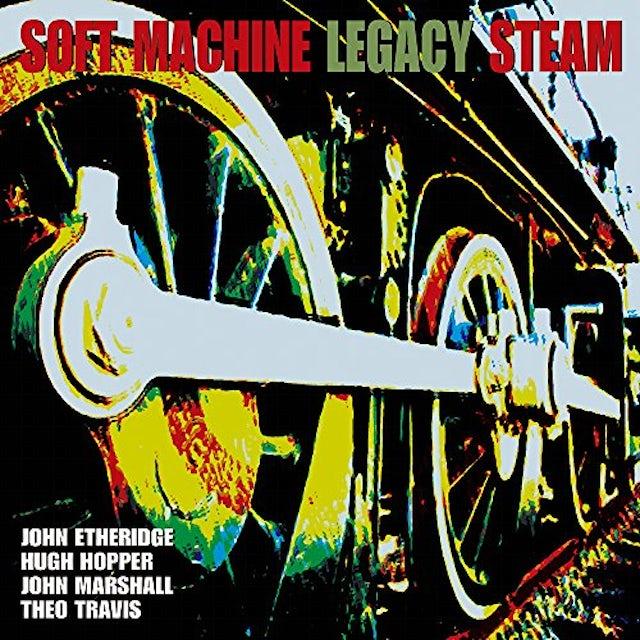 Soft Machine STEAM CD