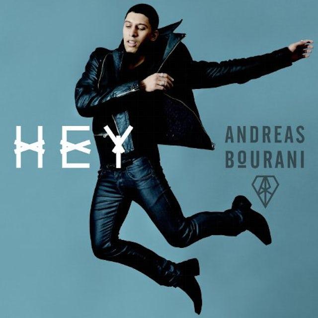 Andreas Bourani HEY CD