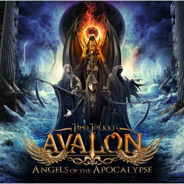 Timo Tolkki'S Avalon ANGELS OF THE APOCALYPSE Vinyl Record