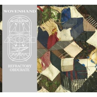 Wovenhand REFRECTORY OBDURATE Vinyl Record