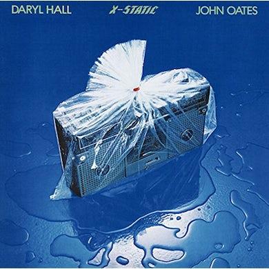 Hall & Oates X-STATIC CD