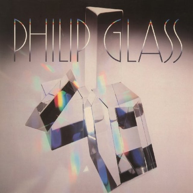Philip Glass GLASSWORKS Vinyl Record