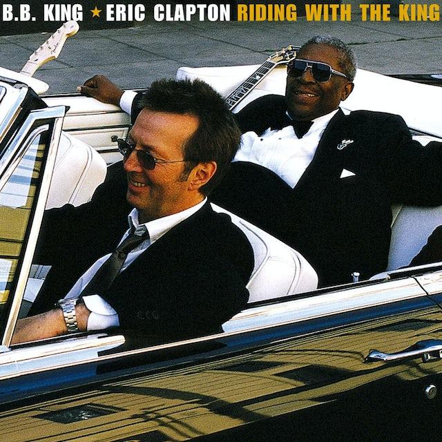 Eric Clapton / B.B. King RIDING WITH THE KING Vinyl Record