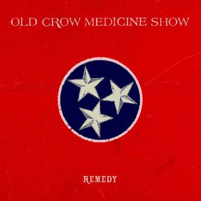 Old Crow Medicine Show REMEDY Vinyl Record