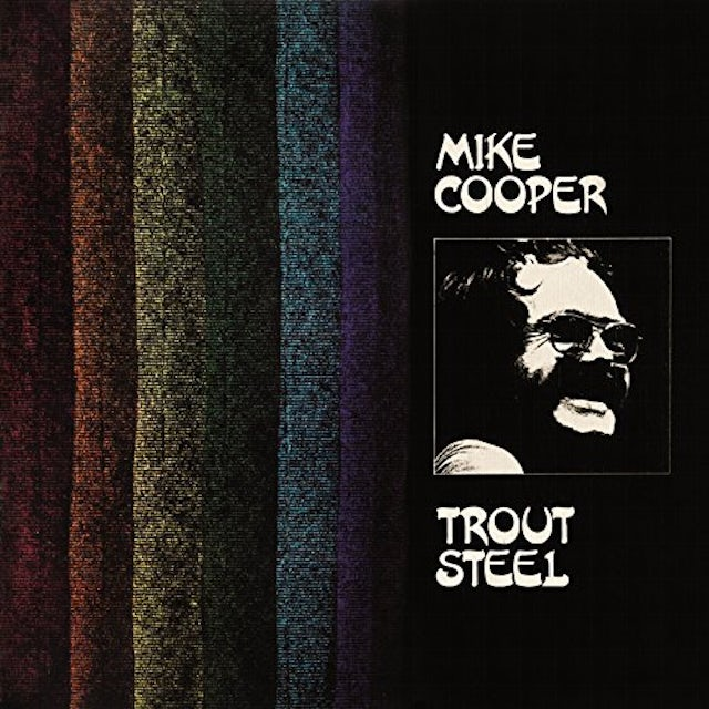 Mike Cooper TROUT STEEL Vinyl Record