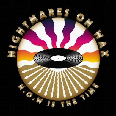 Nightmares On Wax N.O.W IS THE TIME CD