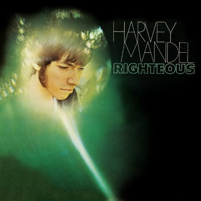Harvey Mandel RIGHTEOUS Vinyl Record