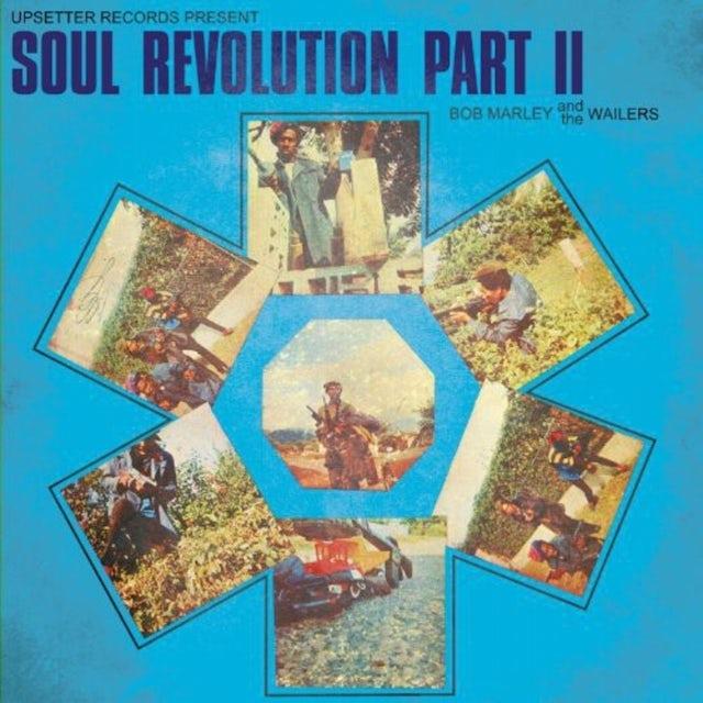 Bob Marley SOUL REVOLUTION PART II Vinyl Record