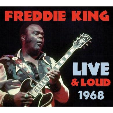 FREDDIE KING LIVE CD