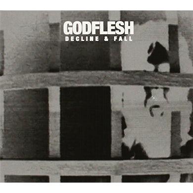 Godflesh DECLINE & FALL CD