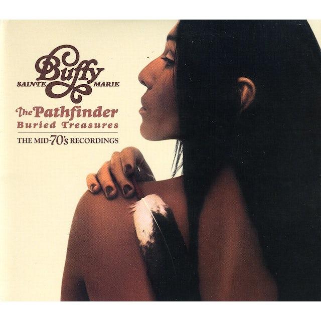Buffy Sainte-Marie PATHFINDER-BURIED TREASURE CD