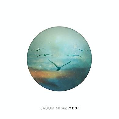 Jason Mraz YES CD