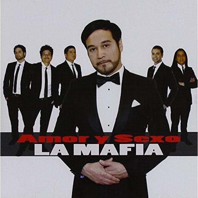 Mafia AMOR Y SEXO CD