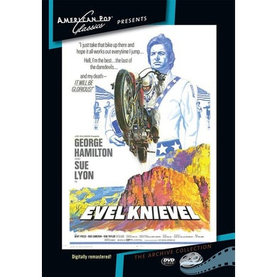 EVEL KNIEVEL DVD