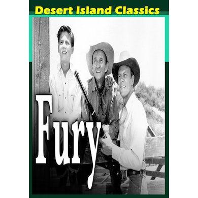 FURY DVD