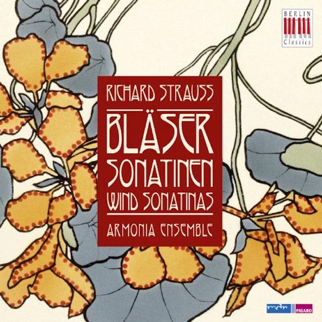 Strauss BLASERSONATINEN CD