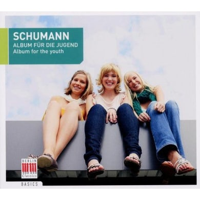 Schumann ALBUM FUR DIE JUGEND OP.68 CD