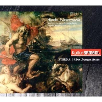 Handel SPIEGEL-ED.08 KOCH CD