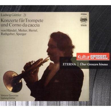 Handel SPIEGEL-ED.09 GUTTLER CD