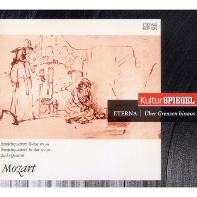 Mozart SPIEGEL-ED.27 SUSKE-Q. CD
