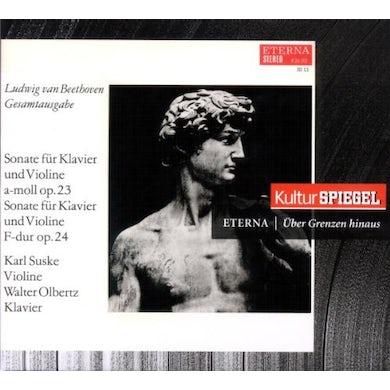 Ludwig van Beethoven SPIEGEL-ED.28 SUSKE CD