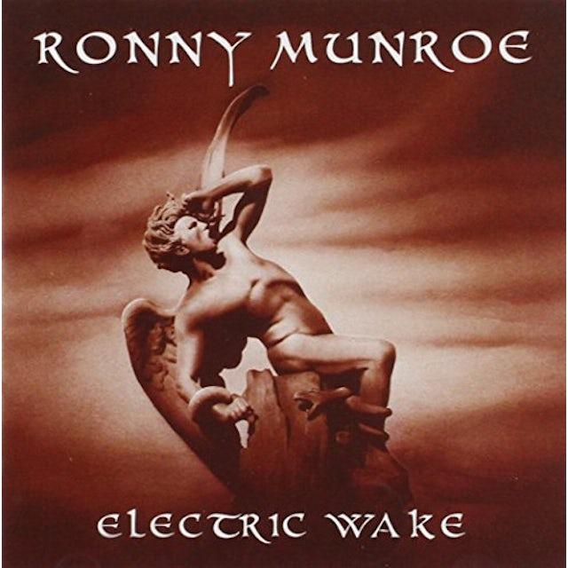 Ronny Munroe ELECTRIC WAKE CD