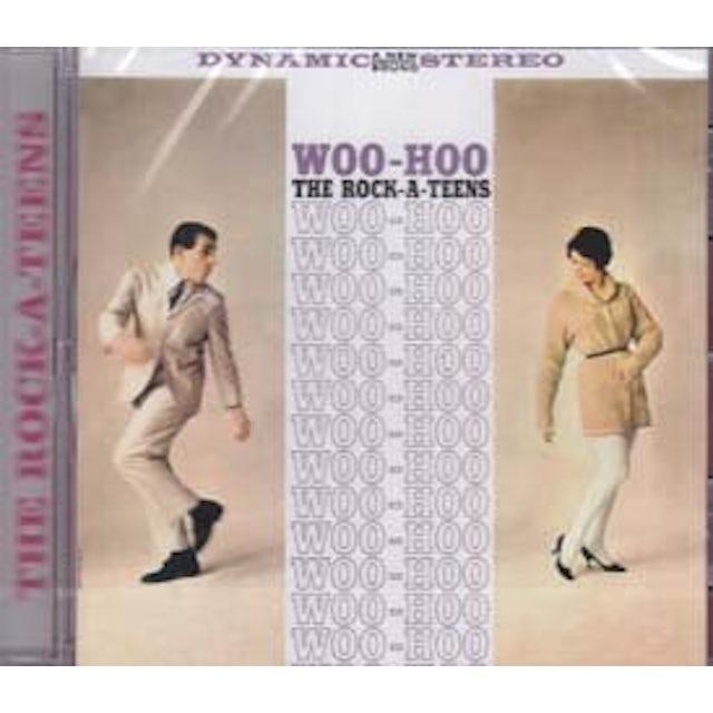 Rock-A-Teens WOO-HOO / COMPLETE RECORDINGS 34 CUTS CD