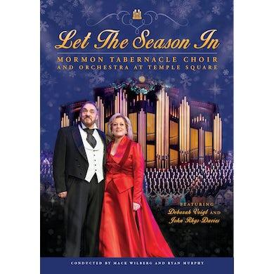 LET THE SEASON IN DVD