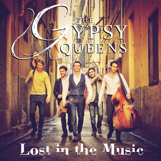 Gypsy Queens LOST IN THE MUSIC CD