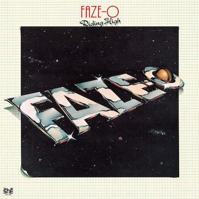 Faze-O RIDING HIGH (JAPANESE ATLANTIC SOUL & R&B RANGE) CD