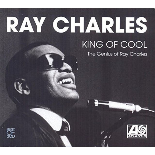 KING OF COOL: THE GENIUS OF RAY CHARLES CD