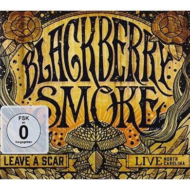 Blackberry Smoke LEAVE A SCAR LIVE IN NORTH CAROLINA CD
