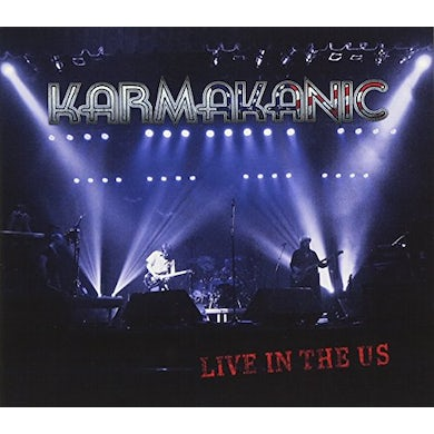 KARMAKANIC LIVE IN THE US CD
