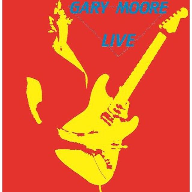 Gary Moore LIVE CD
