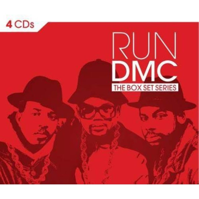 Run DMC BOXSET SERIES CD