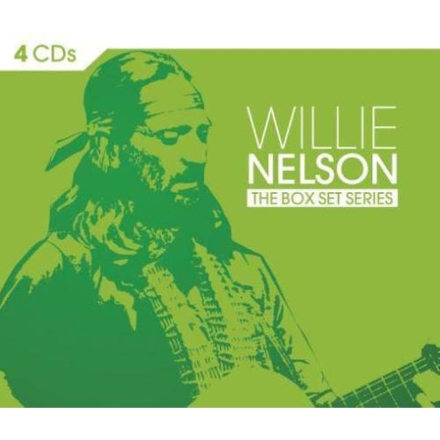 Willie Nelson BOXSET SERIES CD