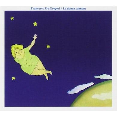 Francesco De Gregori LA DONNA CANNONE CD