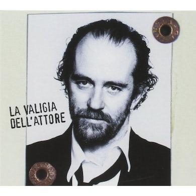 Francesco De Gregori LA VALIGIA DELL'ATTORE CD
