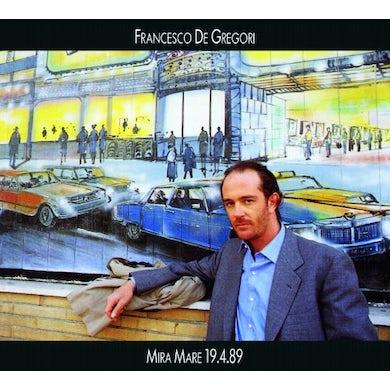 Francesco De Gregori MIRA MARE 19. 4. 89 CD