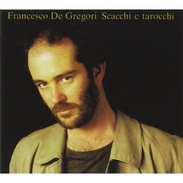 Francesco De Gregori SCACCHI E TAROCCHI CD