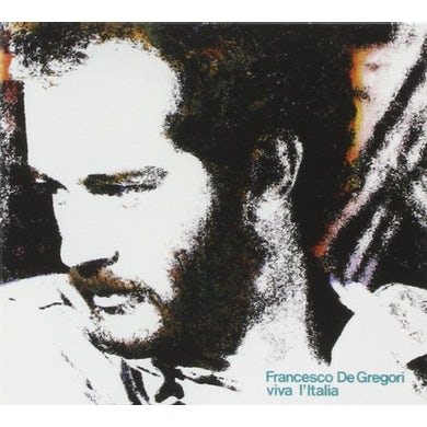 Francesco De Gregori VIVA L'ITALIA CD