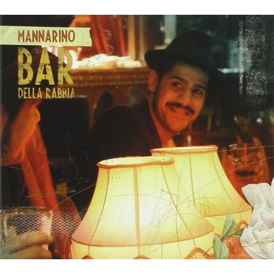 Mannarino BAR DELLA RABBIA (NEW EDITION) CD