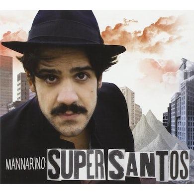 Mannarino SUPERSANTOS CD