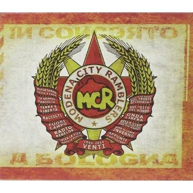 Modena City Ramblers VENTI-1994-14-LIVE CD