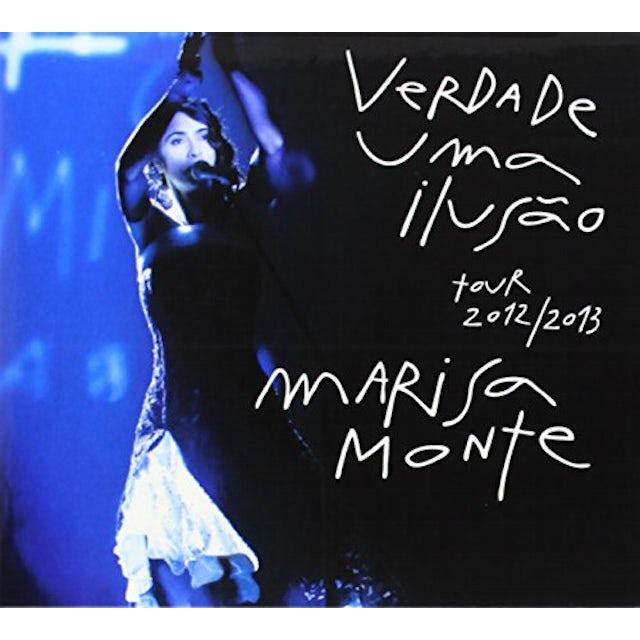 Marisa Monte VERDADE UMA ILUSAO CD