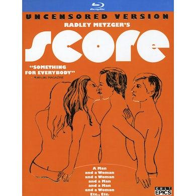 SCORE (UNCENSORED) Blu-ray