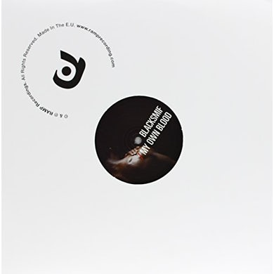 Blacksmif MY OWN BLOOD Vinyl Record