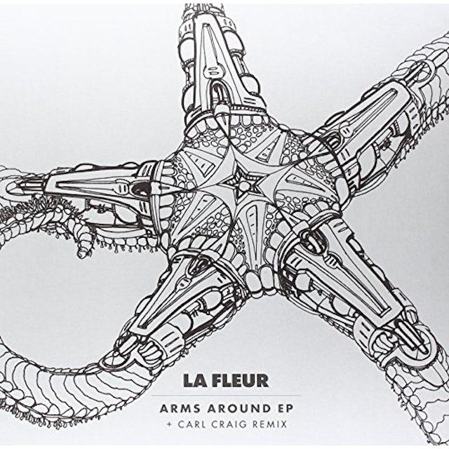 La Fleur ARMS AROUND Vinyl Record