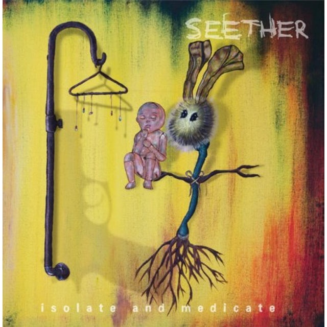 Seether ISOLATE & MEDICATE Vinyl Record